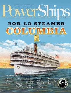Steamship Historical Society Of America PowerShips - Cruise ship that lost power 2018